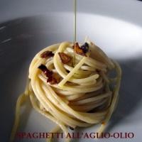 Az igazán autentikus olasz- Spaghetti all' aglio, olio