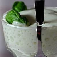 Bazsalikom levegő & mousse- két recept egy posztban